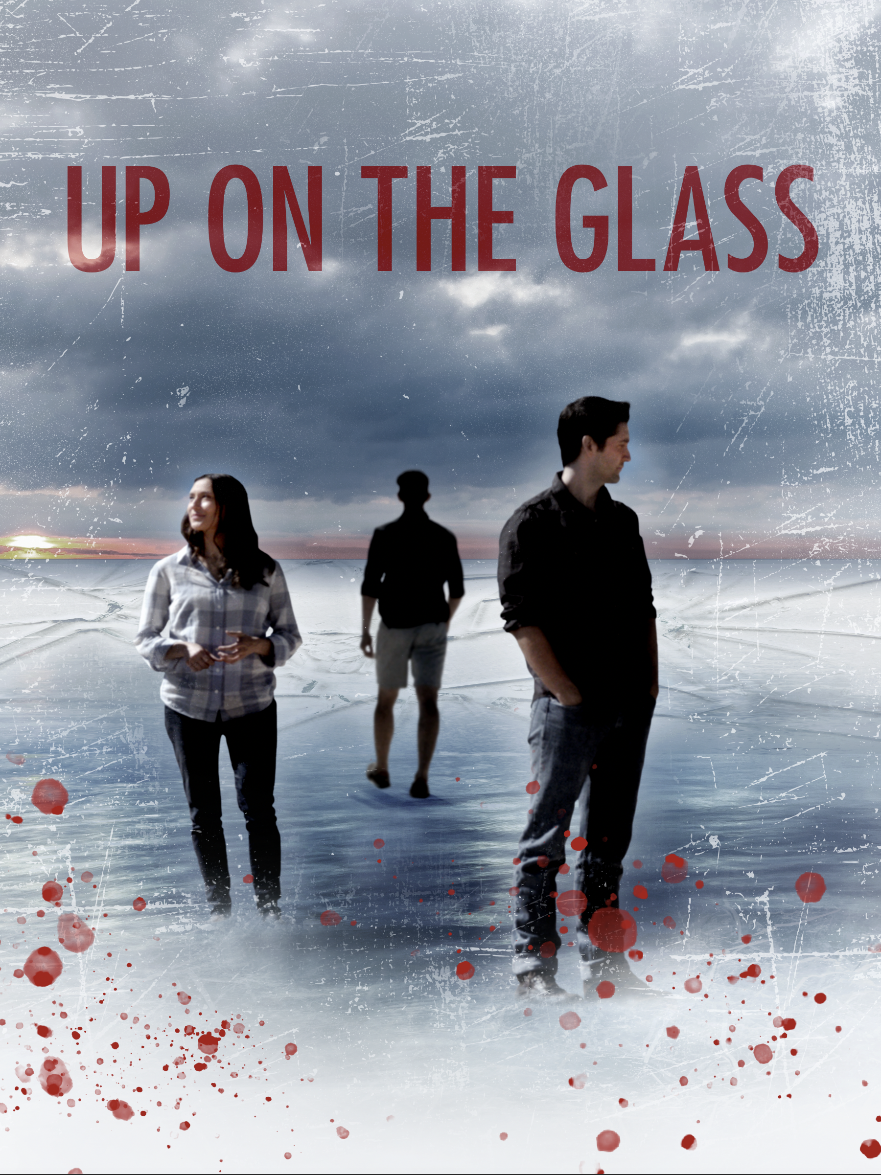 Up on the Glass_Gravitas Poster